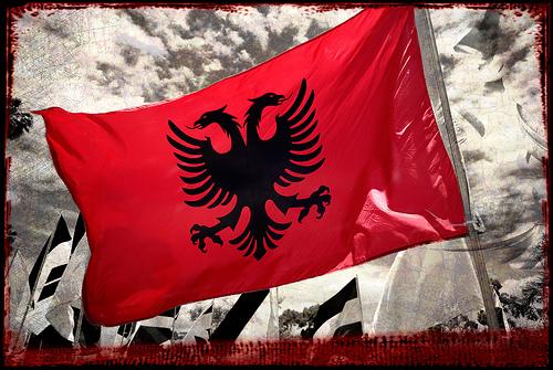 Albanian Flag (2)